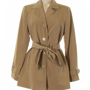 White Stag Trench Coat